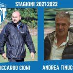Riccardo CIoni e Andrea Tinucci