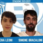 Elena Leoni e Simone Bracaloni